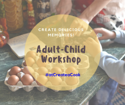 The image for Adult and Child Workshop: Everyday Italian